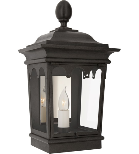 Visual Comfort Rc2042fr Cg Rudolph Colby Rosedale Grand 1 Light 17 Inch French Rust Outdoor Wall Lantern Petite
