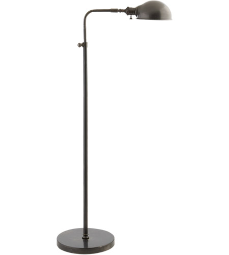 Visual Comfort S1100BZ Studio Old Pharmacy 36 Inch 60 Watt Bronze Task Floor  Lamp Portable Light