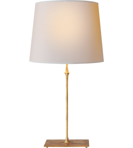 Visual Comfort S3401GI-NP Studio Dauhpine 32 inch 150 watt Gilded Iron Decorative Table Lamp Portable Light photo