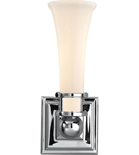 Studio Lux Lighting Design: Visual Comfort SC2109CH-WG Studio Luxe 1 Light 4 Inch