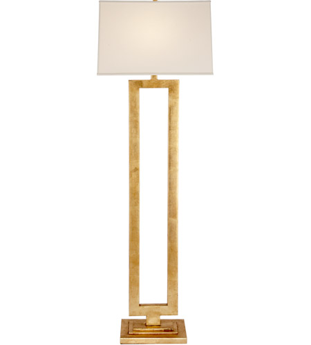 Visual Comfort Sk1008g L Suzanne Kasler Modern 64 Inch 150 Watt Gild Floor Lamp Portable Light