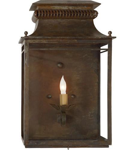Suzanne Kasler Flea Market 1 Light 18 Inch Antique Zinc Wall Lantern