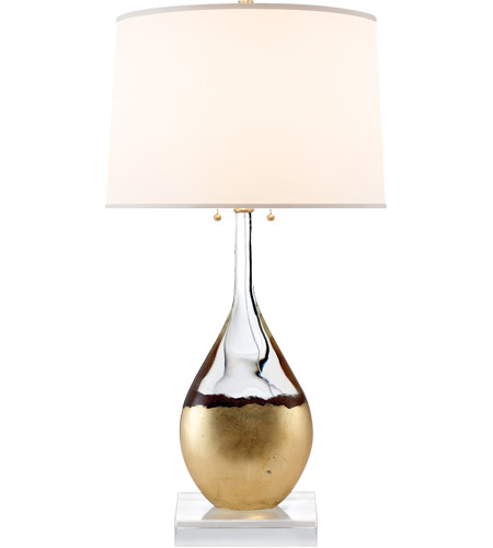 Visual Comfort Sk3905cg S Suzanne Kasler Juliette 30 Inch 60 Watt Crystal Table Lamp Portable Light
