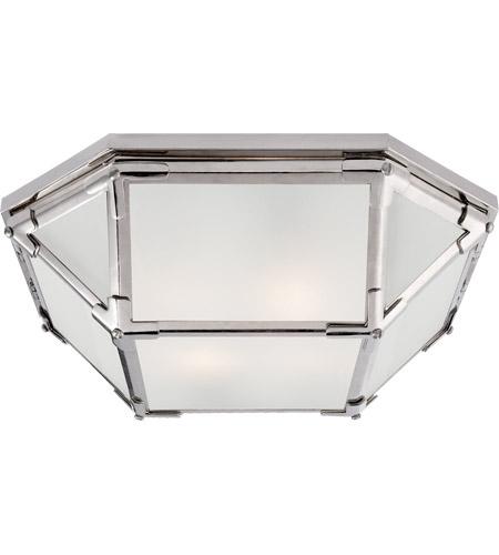 Visual Comfort SK4008PN-FG Suzanne Kasler Morris 2 Light 16 inch ...