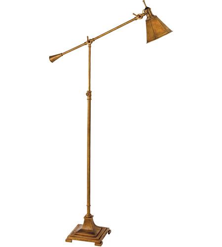 visual comfort sl1031hab e f chapman mini architects 35 inch 40 watt handrubbed antique brass