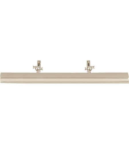 Visual Comfort SL2703PN E.F. Chapman Frame Makers 50 watt 24 inch Polished Nickel Picture Light Wall Light photo