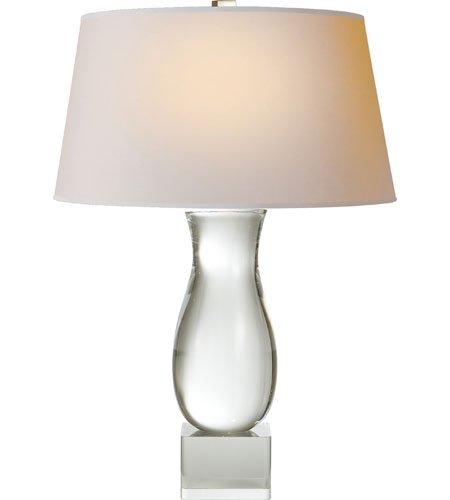 Visual Comfort E.F. Chapman Chubby 1 Light Decorative Table Lamp