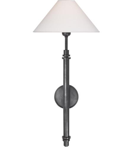 Visual Comfort Sp2504bz Np J Randall S Hargett 12 Inch Bronze Sconce Wall Light