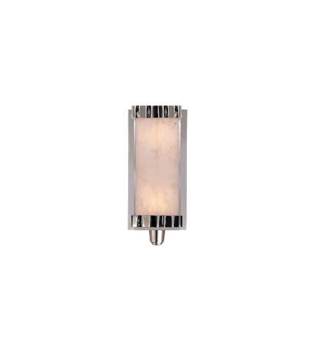 Visual Comfort TOB2250PN-ALB Thomas O'Brien Paulina 2 Light 7 inch Polished Nickel Decorative Wall Light photo