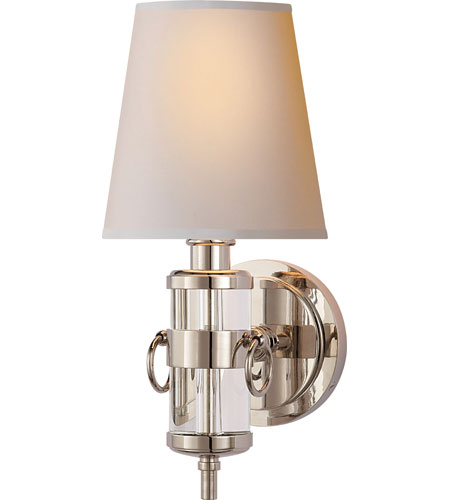 Visual Comfort Thomas OBrien Jonathan 1 Light Decorative Wall