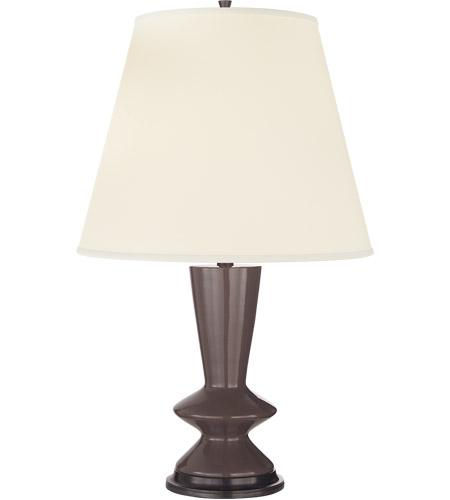 Visual Comfort Tob3619elg Pl Thomas Obrien Arpel 34 Inch 60 Watt Elephant Gray Table Lamp Portable Light