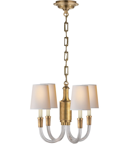 Visual comfort tob5031hab np thomas obrien vivian 4 light 19 inch visual comfort tob5031hab np thomas obrien vivian 4 light 19 inch crystal with brass chandelier ceiling light in antique burnished brass mozeypictures Images