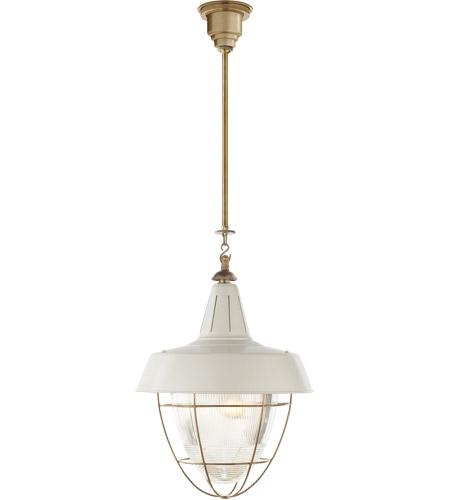 Visual Comfort Tob5042hab Wht Thomas Obrien Henry 2 Light 18 Inch