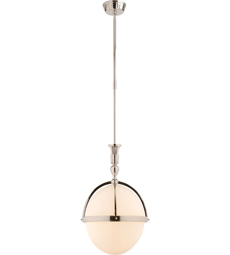 Visual comfort tob5055pn wg thomas obrien billy 2 light 13 inch visual comfort tob5055pn wg thomas obrien billy 2 light 13 inch polished nickel pendant ceiling light aloadofball Image collections