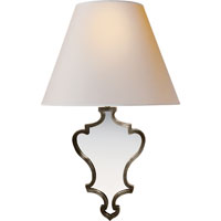 Visual Comfort Alexa Hampton Madeline 1 Light Decorative Wall Light in Bronze AH2030BZ-NP