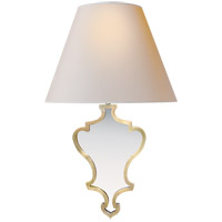 Alexa Hampton Madeline 1 Light 11 inch Natural Brass Decorative Wall Light