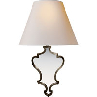 Visual Comfort AH2031BZ-NP Alexa Hampton Madeline 1 Light 16 inch Bronze Decorative Wall Light