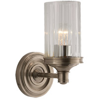 Visual Comfort AH2200AN-CG Alexa Hampton Ava 1 Light 5 inch Antique Nickel Single Sconce Wall Light