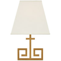 Visual Comfort AH2224NB-PL Alexa Hampton Kate 1 Light 7 inch Natural Brass Wall Sconce Wall Light photo thumbnail