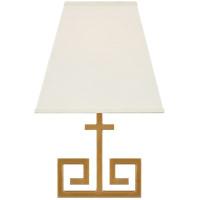 Visual Comfort AH2224NB-PL Alexa Hampton Kate 1 Light 7 inch Natural Brass Wall Sconce Wall Light