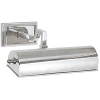 Visual Comfort Alexa Hampton Dean 1 Light Picture Light in Polished Nickel AH2700PN