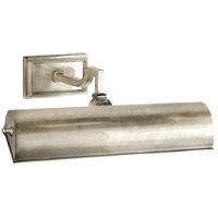Visual Comfort Alexa Hampton Dean 1 Light Picture Light in Brushed Nickel AH2701BN