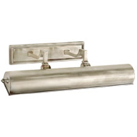 Alexa Hampton Dean 80 watt 20 inch Brushed Nickel Plug-In Picture Light Wall Light