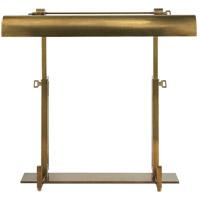 Visual Comfort AH3028NB Alexa Hampton Kate 15 inch 25 watt Natural Brass Table Lamp Portable Light