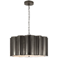 Visual Comfort Alexa Hampton Markos 4 Light Pendant in Bronze AH5215BZ
