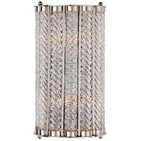Visual Comfort ARN2026PN AERIN Eaton 2 Light 8 inch Polished Nickel Sconce Wall Light