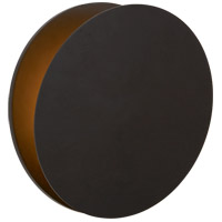 Visual Comfort ARN2450AI AERIN Gabriela LED 12 inch Aged Iron Round Wall Washer Wall Light