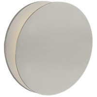 Visual Comfort ARN2450PN AERIN Gabriela LED 12 inch Polished Nickel Round Wall Washer Wall Light