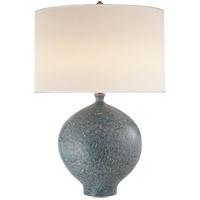 Visual Comfort ARN3610BLL-L AERIN Gaios 31 inch 150 watt Blue Lagoon Table Lamp Portable Light
