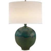 Visual Comfort ARN3610VV-L Gaios 31 inch 150 watt Volcanic Verdi Table Lamp Portable Light