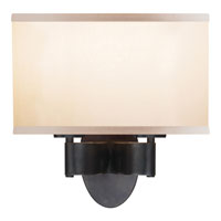 Visual Comfort Barbara Barry Graceful Ribbon 2 Light Decorative Wall Light in Bronze BBL2039BZ-S