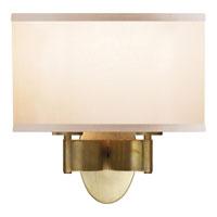 Visual Comfort BBL2039SB-S Barbara Barry Graceful Ribbon 2 Light 13 inch Soft Brass Decorative Wall Light