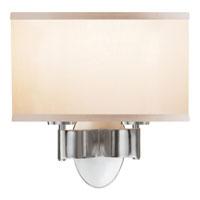 Visual Comfort BBL2039SS-S Barbara Barry Graceful Ribbon 2 Light 13 inch Soft Silver Decorative Wall Light