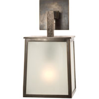 Visual Comfort BBL2070BZ-FG Barbara Barry Ojai 1 Light 14 inch Bronze Outdoor Wall