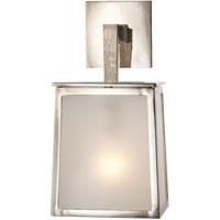 Visual Comfort BBL2070PN-FG Barbara Barry Ojai 1 Light 14 inch Polished Nickel Outdoor Wall
