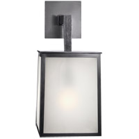 Visual Comfort BBL2072BZ-FG Barbara Barry Ojai 1 Light 18 inch Bronze Outdoor Wall