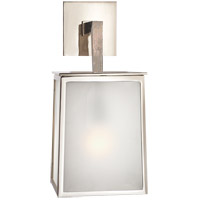 Visual Comfort BBL2072PN-FG Barbara Barry Ojai 1 Light 18 inch Polished Nickel Outdoor Wall
