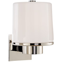 Barbara Barry Glass 1 Light 6 inch Polished Nickel Bath Wall Light