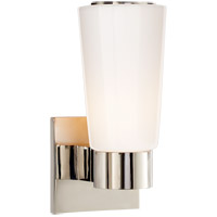 Barbara Barry Acme 1 Light 4 inch Polished Nickel Decorative Wall Light