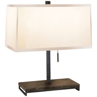Visual Comfort Barbara Barry Philosophy 2 Light Decorative Table Lamp in Bronze with Wax BBL3030BZ-S