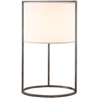 Visual Comfort BBL3110BZ-S Barbara Barry Framework 18 inch 75 watt Bronze Table Lamp Portable Light