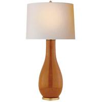 Visual Comfort CHA8655SHB-NP E. F. Chapman Orson 33 inch 150 watt Shanghai Brown Table Lamp Portable Light