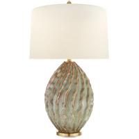 Visual Comfort CHA8697DSR-PL E. F. Chapman Dianthus 32 inch 150 watt Desert Rain Table Lamp Portable Light Large