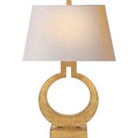 Visual Comfort CHA8969G-NP E. F. Chapman Ring 20 inch 75 watt Gilded Finish Decorative Table Lamp Portable Light
