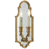 Visual Comfort CHD1183AB E. F. Chapman Sussex 1 Light 5 inch Antique-Burnished Brass Decorative Wall Light