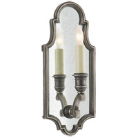 Visual Comfort E. F. Chapman Sussex 1 Light 5 inch Sheffield Nickel Decorative Wall Light CHD1183SN - Open Box